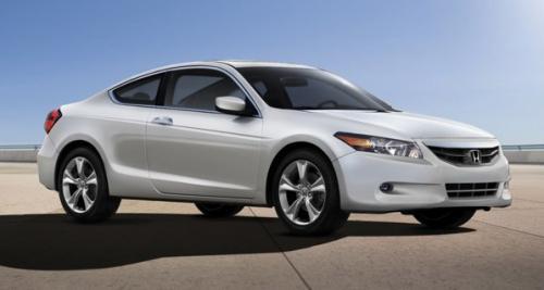 Photo Image Gallery & Touchup Paint: Honda Accord in Taffeta White   (NH578)  YEARS: 2008-2012