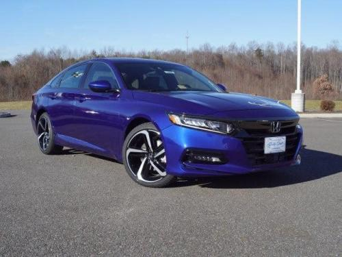 Photo Image Gallery & Touchup Paint: Honda Accord in Still Night Pearl  (B575P)  YEARS: 2018-2018