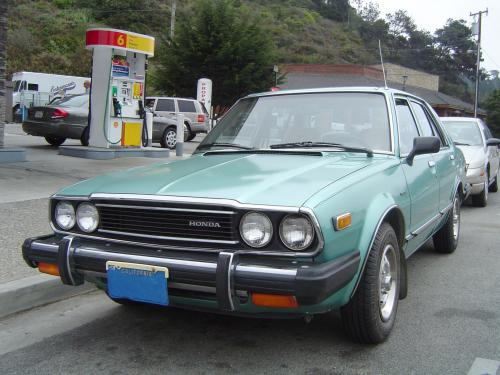 Photo Image Gallery & Touchup Paint: Honda Accord in Hampstead Green Metallic  (BG11M)  YEARS: 1980-1981