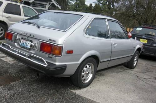Photo Image Gallery & Touchup Paint: Honda Accord in Silver Metallic   (NH59M)  YEARS: 1976-1978