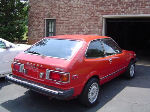 Photo Image Gallery & Touchup Paint: Honda Accord in Sophia Red   (R31)  YEARS: 1978-1978