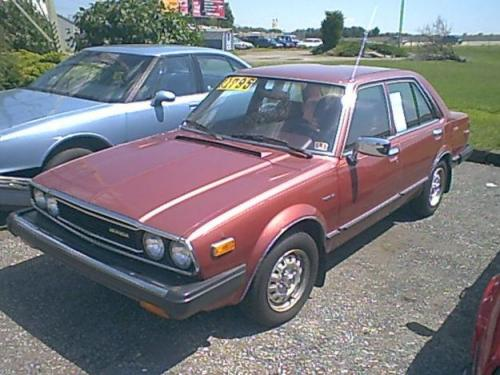 Photo Image Gallery & Touchup Paint: Honda Accord in Tudor Red Metallic  (R38M)  YEARS: 1980-1981