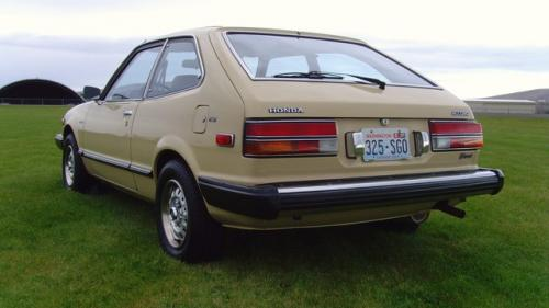 Photo Image Gallery & Touchup Paint: Honda Accord in Livorno Beige   (Y39)  YEARS: 1980-1980