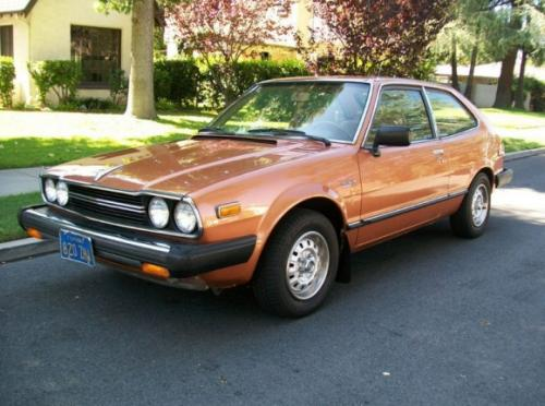 Photo Image Gallery & Touchup Paint: Honda Accord in Catherine Brown Metallic  (YR35M)  YEARS: 1980-1980
