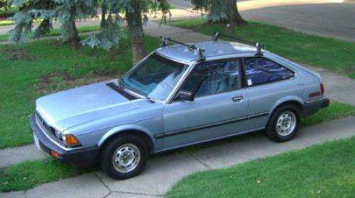 Photo Image Gallery & Touchup Paint: Honda Accord in Lindsey Blue Metallic  (B25M)  YEARS: 1982-1983