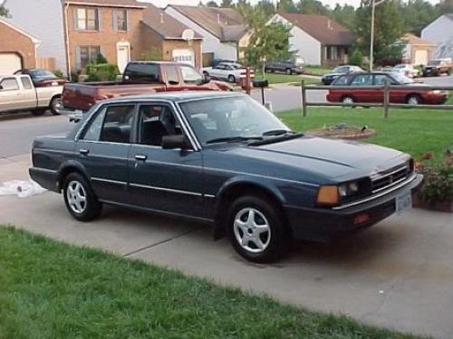 Photo Image Gallery & Touchup Paint: Honda Accord in Sonic Blue Metallic  (B33M)  YEARS: 1985-1985