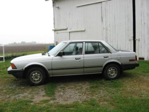 Photo Image Gallery & Touchup Paint: Honda Accord in Arctic Silver Metallic  (NH79M)  YEARS: 1982-1982