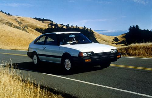 Photo Image Gallery & Touchup Paint: Honda Accord in Greek White   (NH82)  YEARS: 1984-1985