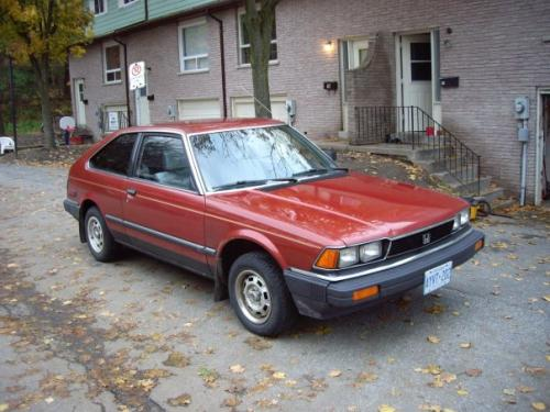 Photo Image Gallery & Touchup Paint: Honda Accord in Paisley Red Metallic  (R43M)  YEARS: 1982-1983