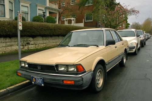 Photo Image Gallery & Touchup Paint: Honda Accord in Desert Tan   (TR54)  YEARS: 1983-1983