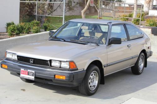 Photo Image Gallery & Touchup Paint: Honda Accord in Almeria Beige Metallic  (YR51M)  YEARS: 1982-1983