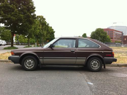Photo Image Gallery & Touchup Paint: Honda Accord in Savoy Brown Metallic  (YR52M)  YEARS: 1982-1982