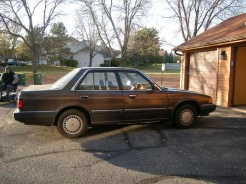 Photo Image Gallery & Touchup Paint: Honda Accord in Barley Brown Metallic  (YR66M)  YEARS: 1985-1985