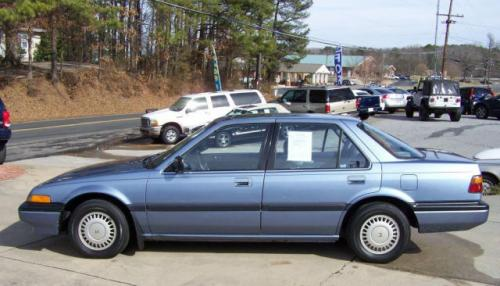Photo Image Gallery & Touchup Paint: Honda Accord in Montreal Blue Metallic  (B35M)  YEARS: 1986-1988