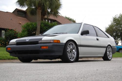 Photo Image Gallery & Touchup Paint: Honda Accord in Greek White   (NH82)  YEARS: 1986-1986