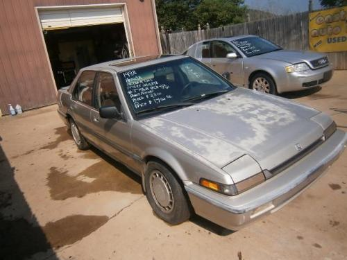 Photo Image Gallery & Touchup Paint: Honda Accord in Misty Beige Metallic  (YR59M)  YEARS: 1988-1988