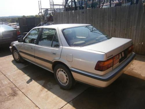 Photo Image Gallery & Touchup Paint: Honda Accord in Misty Beige Metallic  (YR59M)  YEARS: 1986-1988