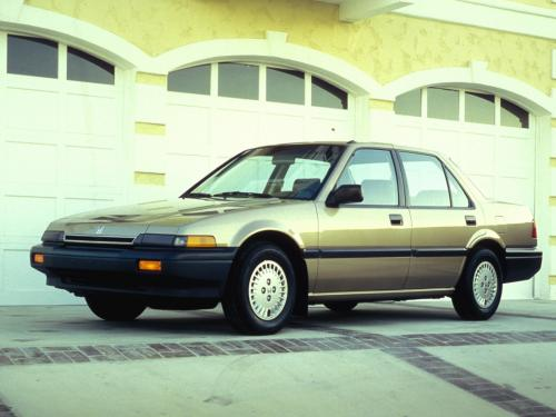 Photo Image Gallery & Touchup Paint: Honda Accord in Champagne Beige Metallic  (YR60M)  YEARS: 1986-1987