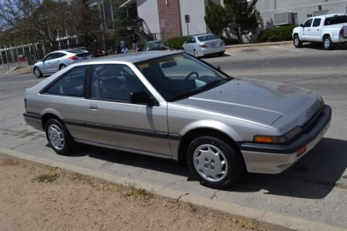 Photo Image Gallery & Touchup Paint: Honda Accord in Seattle Silver Metallic  (YR94M)  YEARS: 1989-1989