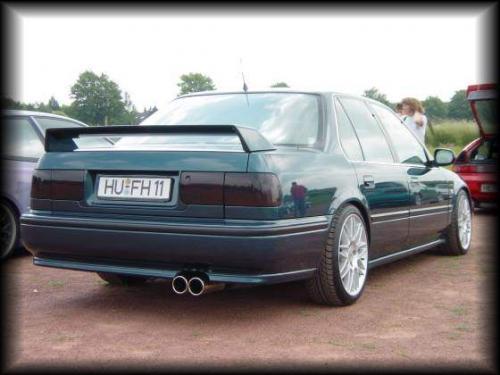 Photo Image Gallery & Touchup Paint: Honda Accord in Brittany Bluegreen Metallic  (BG23M)  YEARS: 1991-1991