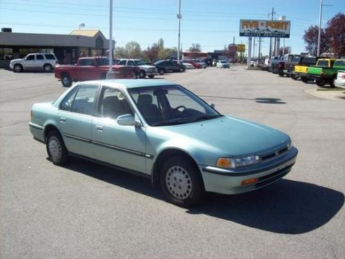 Photo Image Gallery & Touchup Paint: Honda Accord in Opal Green Metallic  (G73M)  YEARS: 1992-1992