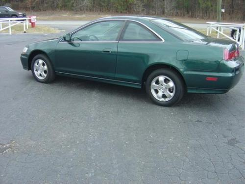 Photo Image Gallery & Touchup Paint: Honda Accord in Noble Green Pearl  (G508P)  YEARS: 2002-2002