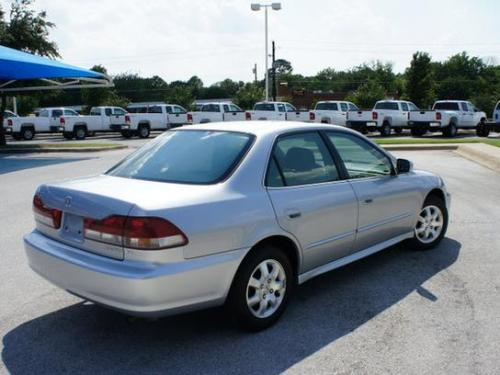 Photo Image Gallery & Touchup Paint: Honda Accord in Satin Silver Metallic  (NH623M)  YEARS: 1999-2002