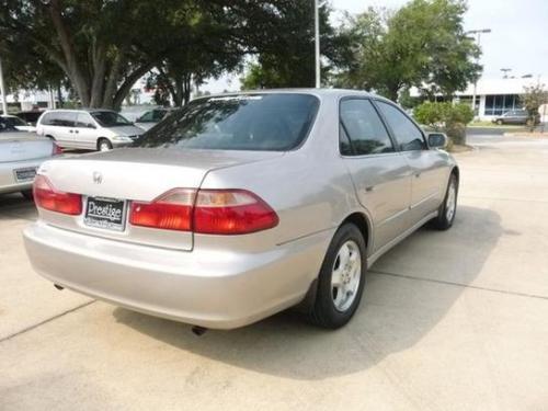 Photo Image Gallery & Touchup Paint: Honda Accord in Heather Mist Metallic  (YR508M)  YEARS: 1998-1999