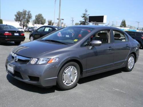 Photo Image Gallery & Touchup Paint: Honda Civic in Polished Metal Metallic  (NH737M)  YEARS: 2009-2011