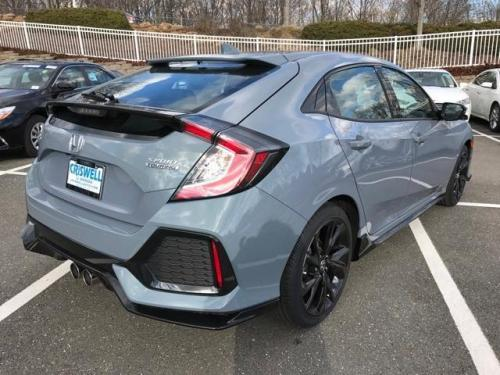 Photo Image Gallery & Touchup Paint: Honda Civic in Sonic Gray Pearl  (NH877P)  YEARS: 2017-2018