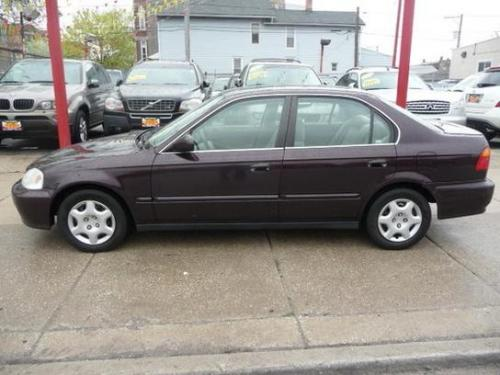 Photo Image Gallery & Touchup Paint: Honda Civic in Vintage Plum Pearl  (RP32P)  YEARS: 2000-2000