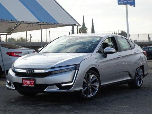 Photo Image Gallery & Touchup Paint: Honda Clarity in Solar Silver Metallic  (NH704M)  YEARS: 2018-2018