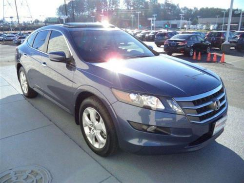 Photo Image Gallery & Touchup Paint: Honda Crosstour in Twilight Blue Metallic  (B570P)  YEARS: 2012-2012