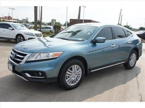 Photo Image Gallery & Touchup Paint: Honda Crosstour in Mountain Air Metallic  (BG62M)  YEARS: 2013-2015