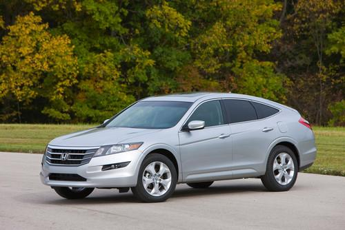 Photo Image Gallery & Touchup Paint: Honda Crosstour in Alabaster Silver Metallic  (NH700M)  YEARS: 2010-2015