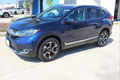 Photo Image Gallery & Touchup Paint: Honda Crv in Obsidian Blue Pearl  (B588P)  YEARS: 2017-2018