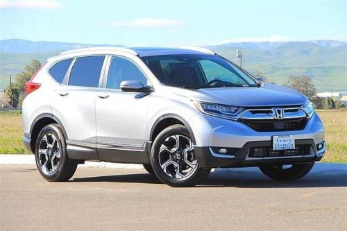 Photo Image Gallery & Touchup Paint: Honda Crv in Lunar Silver Metallic  (NH830M)  YEARS: 2017-2018