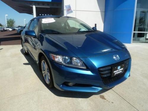 Photo Image Gallery: Honda Crz in North Shore Blue Pearl (BG57P)  YEARS: -