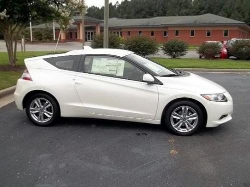 Photo Image Gallery & Touchup Paint: Honda Crz in Premium White Pearl  (NH624P)  YEARS: 2011-2015