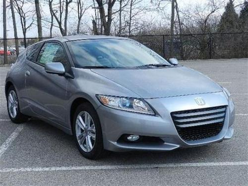 Photo Image Gallery & Touchup Paint: Honda Crz in Storm Silver Metallic  (NH642M)  YEARS: 2011-2012