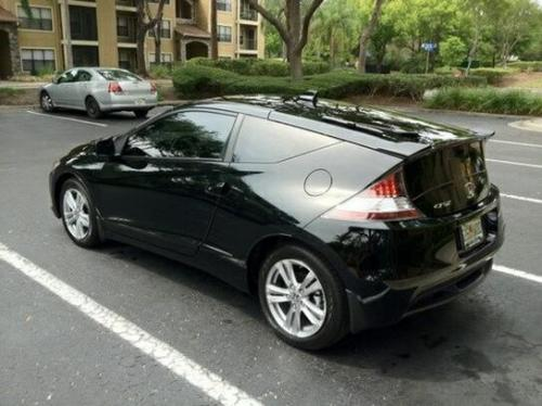 Photo Image Gallery & Touchup Paint: Honda Crz in Crystal Black Pearl  (NH731P)  YEARS: 2011-2015