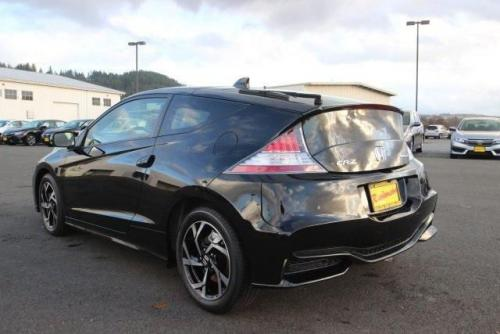 Photo Image Gallery & Touchup Paint: Honda Crz in Jet Black   (NH850)  YEARS: 2016-2016