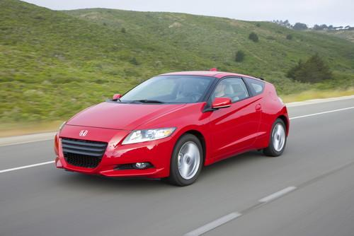 Photo Image Gallery & Touchup Paint: Honda Crz in Milano Red   (R81)  YEARS: 2011-2016