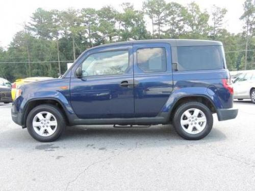 Photo Image Gallery & Touchup Paint: Honda Element in Royal Blue Pearl  (B536P)  YEARS: 2008-2010
