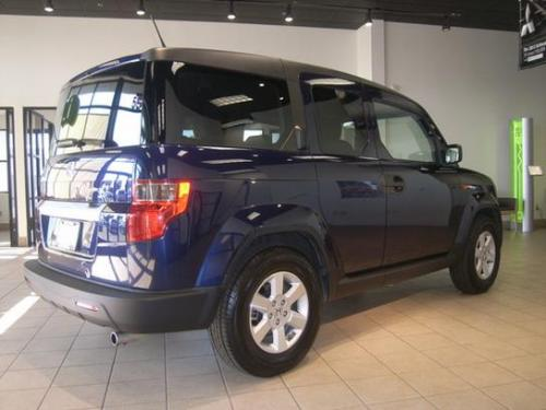 Photo Image Gallery & Touchup Paint: Honda Element in Royal Blue Pearl  (B536P)  YEARS: 2009-2010