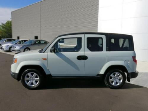 Photo Image Gallery & Touchup Paint: Honda Element in Omni Blue Pearl  (B562P)  YEARS: 2009-2011