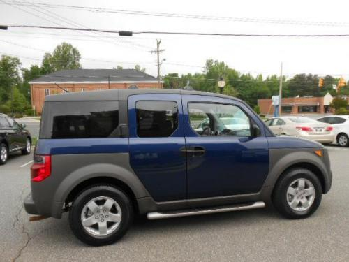 Photo Image Gallery & Touchup Paint: Honda Element in Eternal Blue Pearl  (B96P)  YEARS: 2003-2003