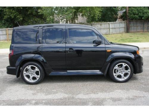 Photo Image Gallery & Touchup Paint: Honda Element in Crystal Black Pearl  (NH731P)  YEARS: 2009-2010