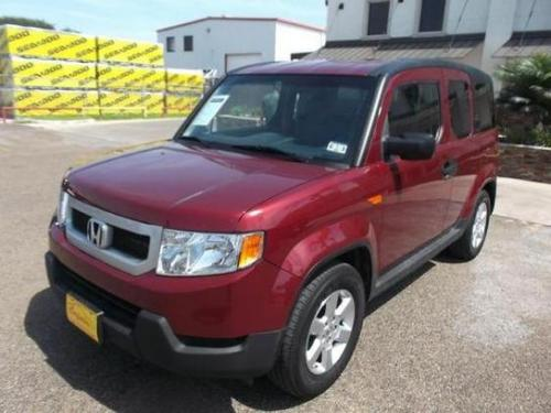 Photo Image Gallery & Touchup Paint: Honda Element in Tango Red Pearl  (R525P)  YEARS: 2006-2011