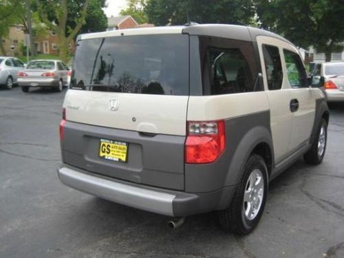 Photo Image Gallery & Touchup Paint: Honda Element in Cargo Khaki   (YR547)  YEARS: 2005-2005